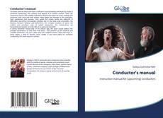 Conductor's manual kitap kapağı