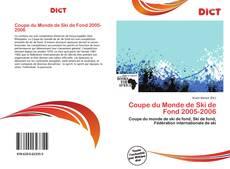 Borítókép a  Coupe du Monde de Ski de Fond 2005-2006 - hoz