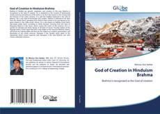 God of Creation in Hinduism Brahma kitap kapağı