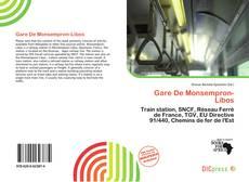 Couverture de Gare De Monsempron-Libos