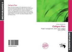 Couverture de Calligra Plan