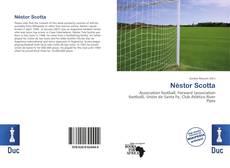 Capa do livro de Néstor Scotta