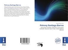 Borítókép a  Petrony Santiago Barros - hoz