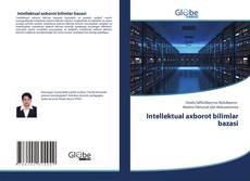 Borítókép a  Intellektual axborot bilimlar bazasi - hoz