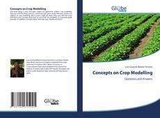 Borítókép a  Concepts on Crop Modelling - hoz