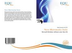 Nero Multimedia Suite kitap kapağı