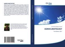 Borítókép a  AGROCLIMATOLOGY - hoz