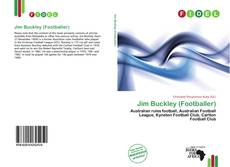 Bookcover of Jim Buckley (Footballer)