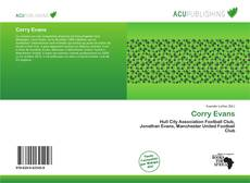 Bookcover of Corry Evans