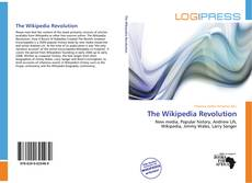 The Wikipedia Revolution kitap kapağı