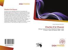 Обложка Charles II le Chauve