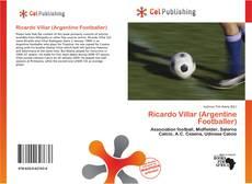 Couverture de Ricardo Villar (Argentine Footballer)