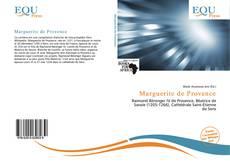 Capa do livro de Marguerite de Provence