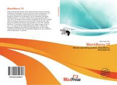 Buchcover von BlackBerry 10