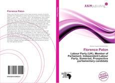 Florence Paton的封面