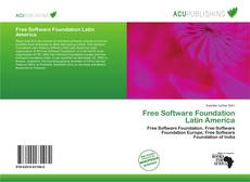 Bookcover of Free Software Foundation Latin America