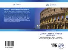 Bookcover of Quintus Caecilius Metellus Numidicus