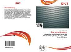 Duncan Harvey kitap kapağı