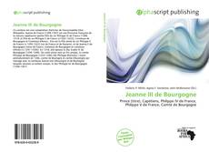 Buchcover von Jeanne III de Bourgogne
