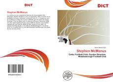 Bookcover of Stephen McManus