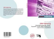 GNU lightning kitap kapağı
