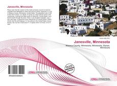 Bookcover of Janesville, Minnesota