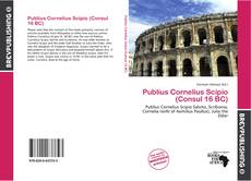 Обложка Publius Cornelius Scipio (Consul 16 BC)