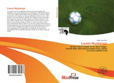 Portada del libro de Lewin Nyatanga