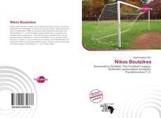 Capa do livro de Nikos Boutzikos
