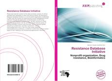 Bookcover of Resistance Database Initiative
