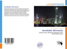 Buchcover von Humboldt, Minnesota