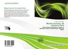 Master Gunner, St James's Park kitap kapağı