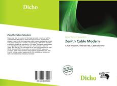 Bookcover of Zenith Cable Modem