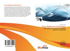 Bookcover of Free Software Directory