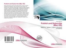Publish and Subscribe (Mac OS) kitap kapağı