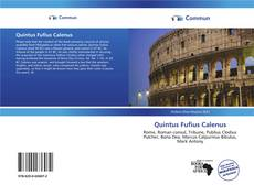 Bookcover of Quintus Fufius Calenus