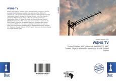 Capa do livro de WSNS-TV