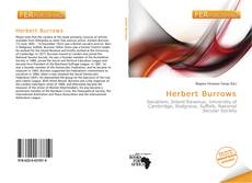 Buchcover von Herbert Burrows