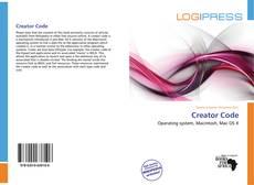 Capa do livro de Creator Code