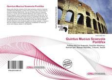 Bookcover of Quintus Mucius Scaevola Pontifex