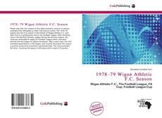 Buchcover von 1978–79 Wigan Athletic F.C. Season