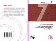 Bookcover of Ahmed Douhou