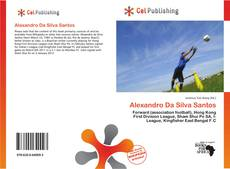 Portada del libro de Alexandro Da Silva Santos