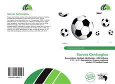 Savvas Gentsoglou kitap kapağı