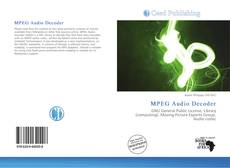 Bookcover of MPEG Audio Decoder