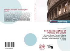 Capa do livro de Pompeia (Daughter of Pompey the Great)