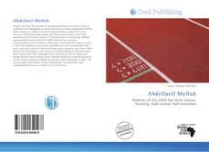 Couverture de Abdellatif Meftah