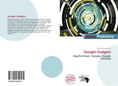 Bookcover of Google Gadgets