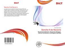 Sanche II de Navarre的封面