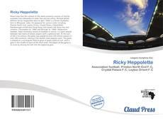 Bookcover of Ricky Heppolette